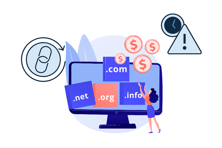 the nononsense guide to expired domains backlink building
